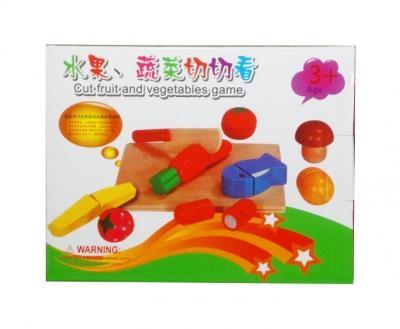 Owoce/warzywa do krojenia drewniane