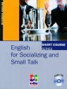 English for Socializing and Small Talk with CD