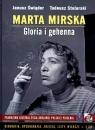 Marta Mirska Gloria i gehenna z płytą CD Prawdziwa historia życia Świąder Janusz, Stolarski Tadeusz