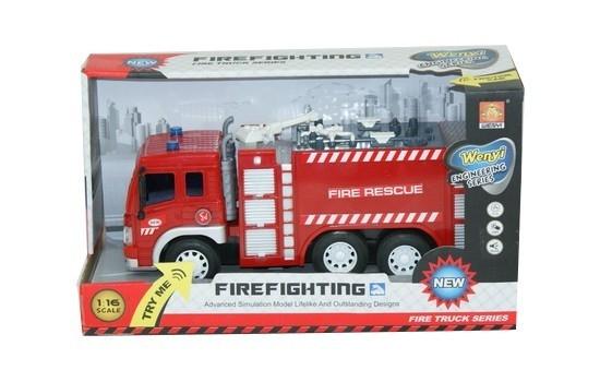 Straż pożarna z dźwiękiem i światłem (071924)