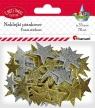 Naklejki piankowe brokatowe gwiazdki (383641)