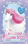 The Unicorns of Blossom Wood: Storms and Rainbows Coe Catherine