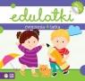 Edulatki Ćwiczenia 4-latka Bylica Dominika
