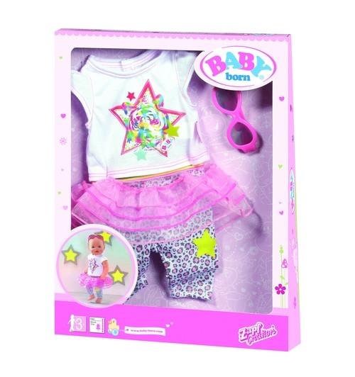 Baby born Deluxe Glam Ubranka dla lalki (822241)