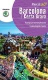 Barcelona i Costa Brava Pascal GO! (Uszkodzona okładka) Siewak-Sojka Zofia , Sojka Ludmiła, Kuszewska Magdalena