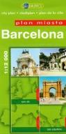 Barcelona Plan miasta 1: 12 000
