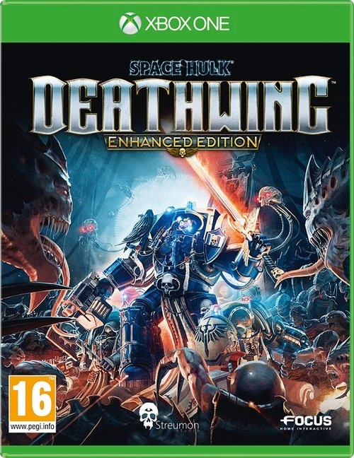 Space Hulk Deathwing Enhnaced Edition Xbox One
