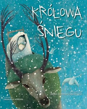 Królowa Śniegu Manuela Adreani (ilustr.)