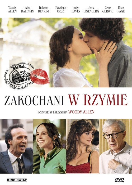 Zakochani w Rzymie Woody Allen