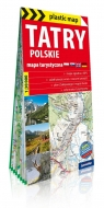 Tatry polskie mapa turystyczna 1:30 000