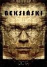 Kalendarz 2019 - Beksiński wzór 5 A3