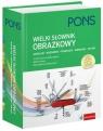 Wielki słownik obrazkowy angielski hiszpański francuski niemiecki polski Opracowanie zbiorowe