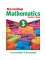 Macmillan Mathematics 3 TB Paul Broadbent