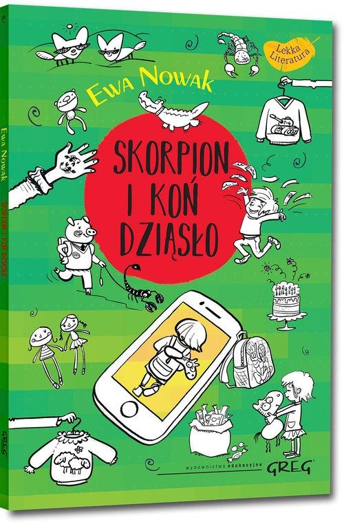 Skorpion i koń Dziąsło Nowak Ewa