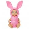 Barbie Skipper: Bobasek w przebraniu - różowy króliczek (GRP01/GRP02)