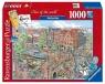 Puzzle 1000 elementów - Amsterdam (199242)