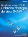 Windows Server 2008 Ochrona dostępu do sieci NAP + CD Davies Joseph, Northrup Tony