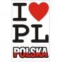 Naklejki papierowe - Polskie symbole