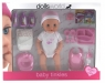 Lalka bobas 38 cm Baby tinkles (08124)
