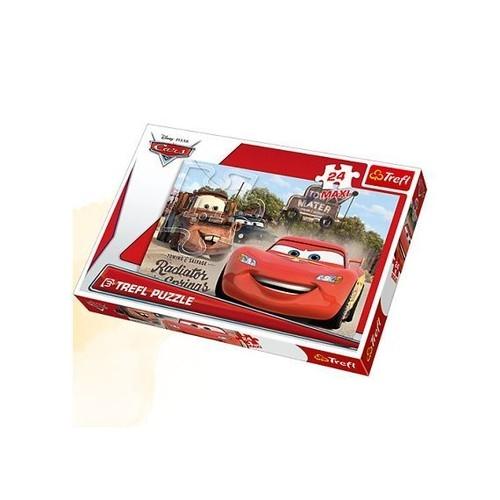 Puzzle Maxi Auta 24 elementy (14224)