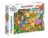 Puzzle Supercolor Maxi 24: Winnie the Pooh (24201) Wiek: 3+