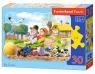 Puzzle konturowe 30: Big Turnip (03242)