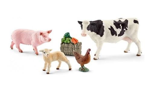 Farm World Moje pierwsze zwierzeta w gospodarstwie