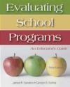 Evaluating School Programs