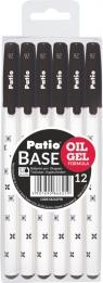 Długopis Base czarny (66242PTR)
