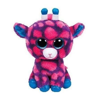Maskotka Beanie Boos Sky High - Różowa Żyrafa 24 cm (36824)