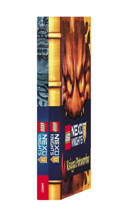 Książki do czytania LEGO NEXO KNIGHTS