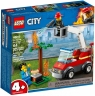 Lego City: Płonący grill (60212) Wiek: 4+