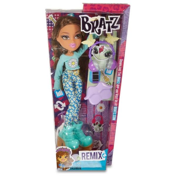 MGA Bratz Remix Doll, Yasmin (540243)