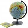 Globus zoologiczny z opisem 220 mm