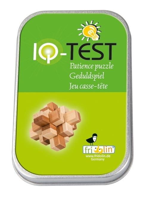 IQ-Test-3D Puzzle Bryła 2