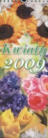 Kwiaty 2009 kalendarz