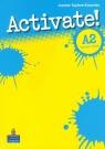 Activate A2 Teacher' Book