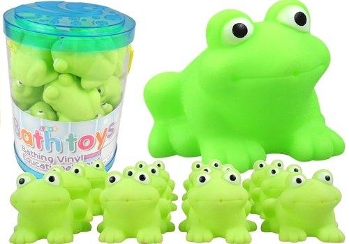 Zestaw żabek gumowych do kąpieli