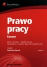 Prawo pracy Kazusy Czechowski Marcin, Korytowska Anna, Lach Daniel Eryk i inni