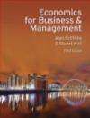 Economics for Business and Management Stuart Wall, Alan Griffiths