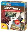 Dinozaury podróż do prehistorycznego świata + puzzle