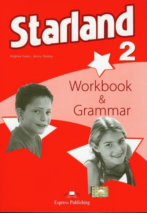 Starland 2. Workbook grammar Evans Virginia, Dooley Jenny