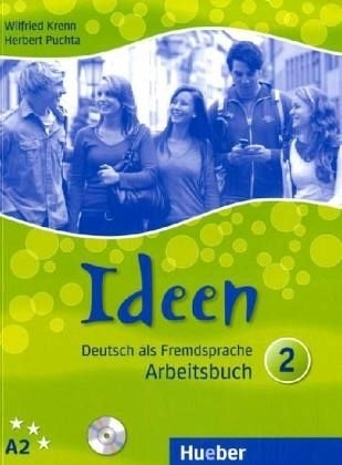 Ideen 2 GIM Ćwiczenia. Język niemiecki Wielfried Krenn, Herbert Puchta
