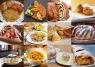 Puzzle Austriackie Jedzenie 1000