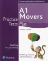 A1 Movers Practice Tests Plus Aravanis Rosemary, Boyd Elaine