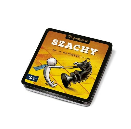 Magnetyczne gry - Szachy (35441)