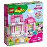 Lego Duplo: Dom i kawiarnia Myszki Minnie (10942)