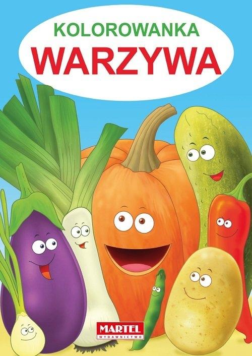 Kolorowanka Warzywa Żukowski Jarosław