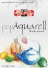 Blok akwarelowy Pop Aquarell A4 10 arkuszy