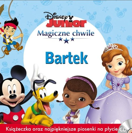 Magiczne chwile Junior Bartek